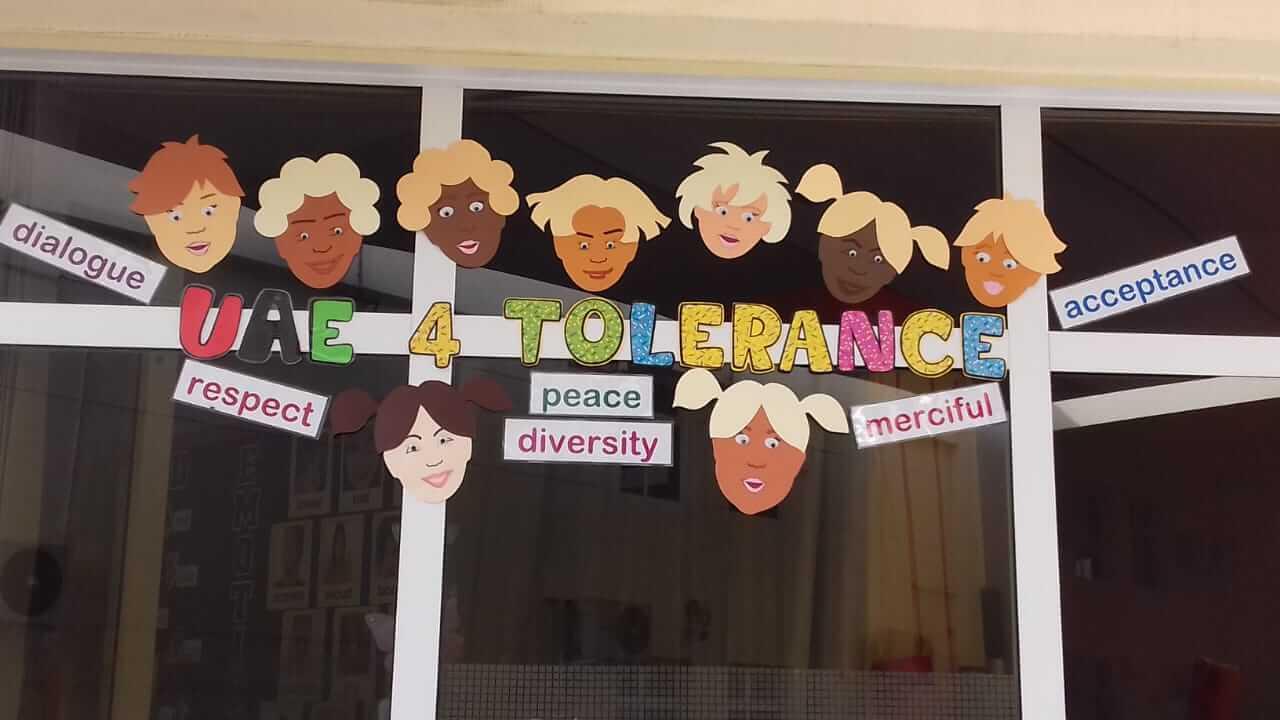 Global Tolerance Education in Abu Dhabi, UAE