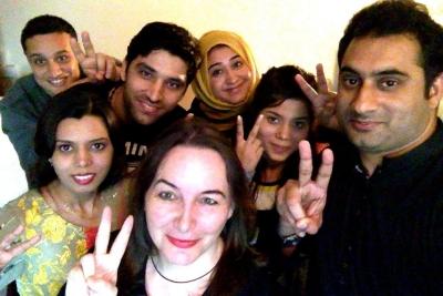 Global Tolerance Faces Abu Dhabi 01