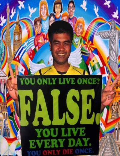 Global Tolerance Faces Andrew Jaydrei Saavedra Galera