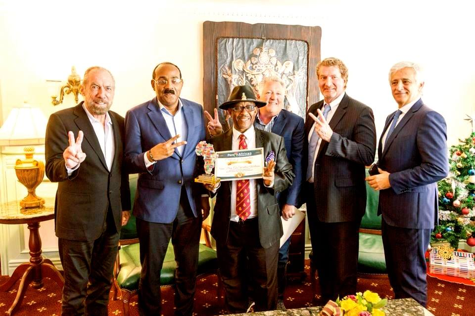 Global Tolerance Faces Antigua