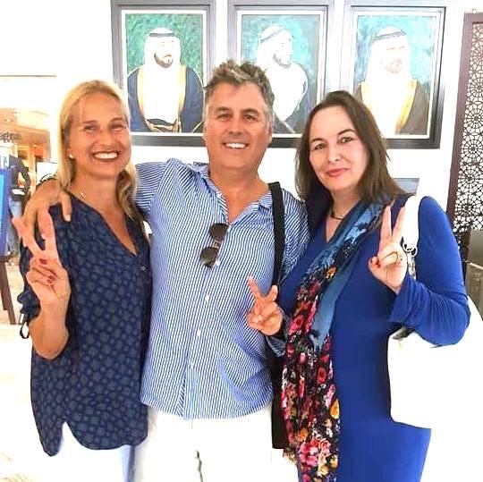 Global Tolerance Faces Astrid Prinzessin Zu Stolberg, Hans Fraikin 03
