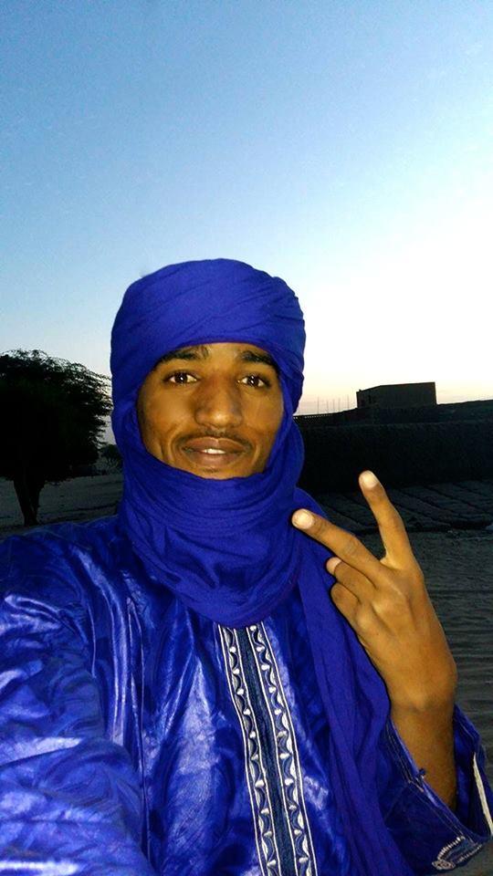 Global Tolerance Faces Bikima Ag Ibnou Mali