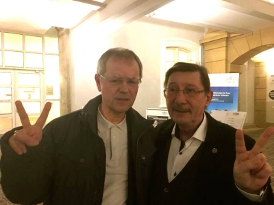 Global Tolerance Faces Christoph Butterwegge and Willi Edelbluth Germany