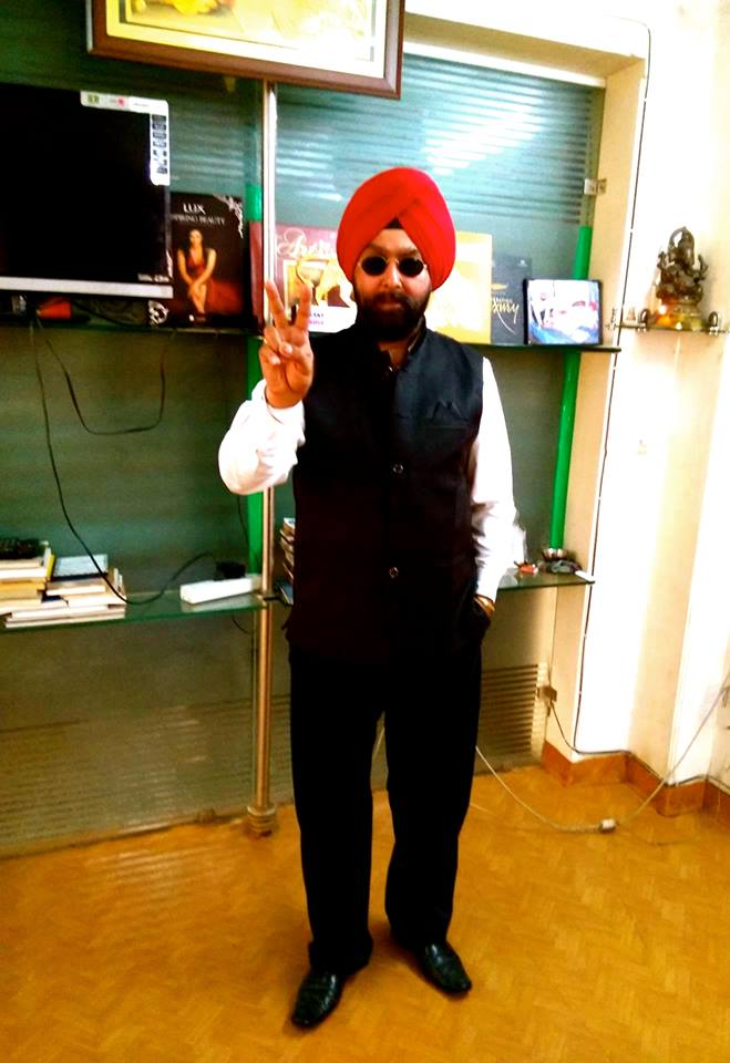 Global Tolerance Faces Davinder Singh Mendhiratta New Delhi India 01