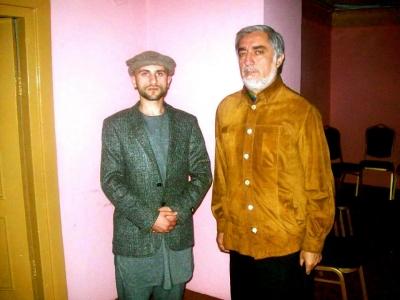 Global Tolerance Faces Dr Abdullah Abdullah Afghanistan