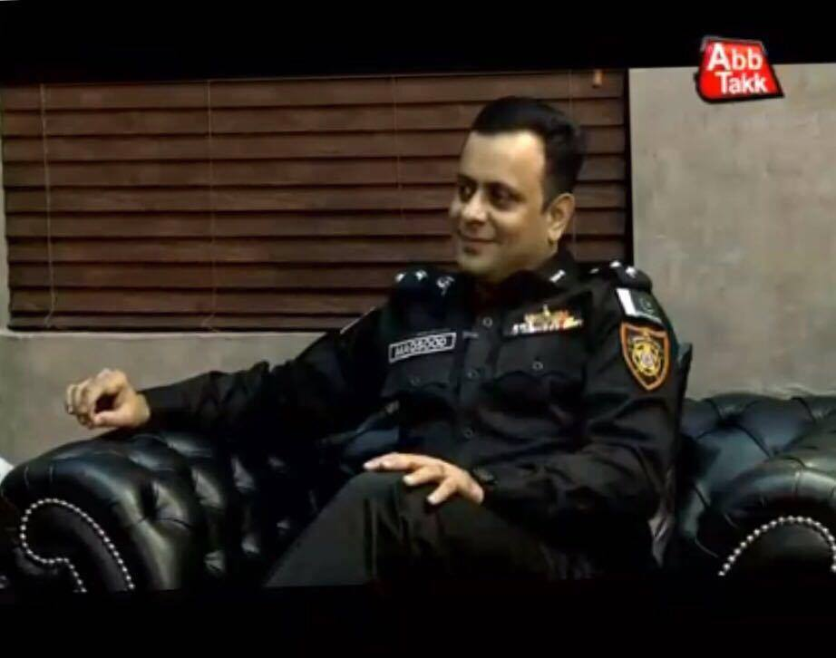 Global Tolerance Faces HE AIGP Maqsood Ahmed TI PSD Pakistan 01
