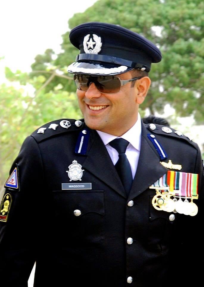 Global Tolerance Faces HE AIGP Maqsood Ahmed TI PSD Pakistan 02