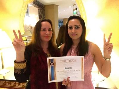 Global Tolerance Faces HE Ms Sania A Ansari 01