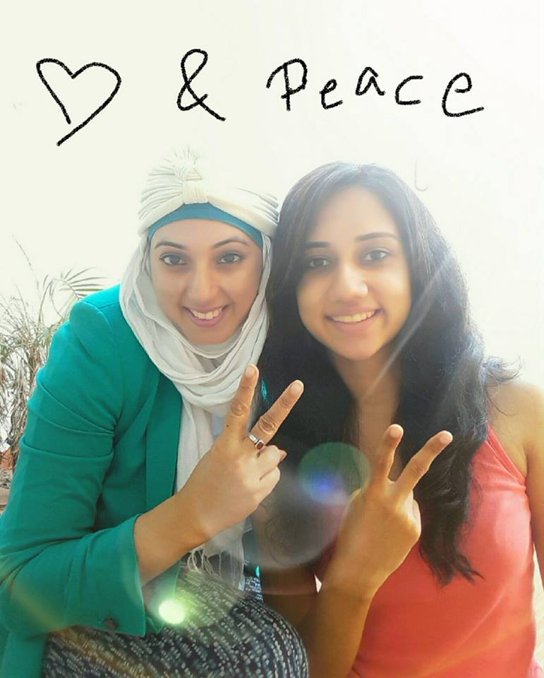 Global Tolerance Faces Isha Farha Quraishy