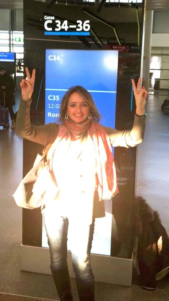 Global Tolerance Faces Marion Fischer Palma De Mallorca Spain