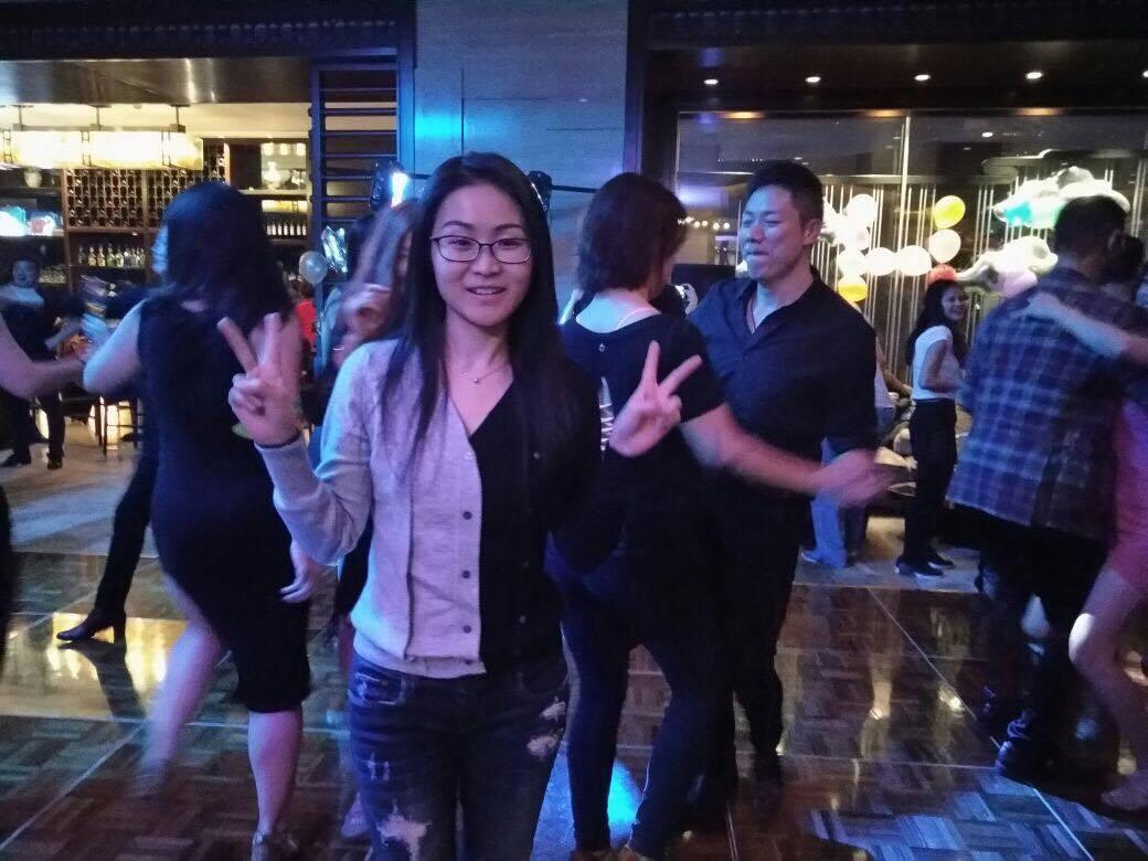 Global Tolerance Faces Miss Hu Ying from Guangzhou China