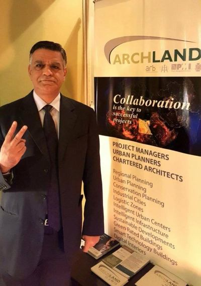 Global Tolerance Faces Mister Dr Ashraf Ismail Chartered Architect and Town Planner